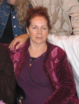 רחל נתנאל (דוידוב)  נולדה 3.6.44 נפטרה 20.3.12