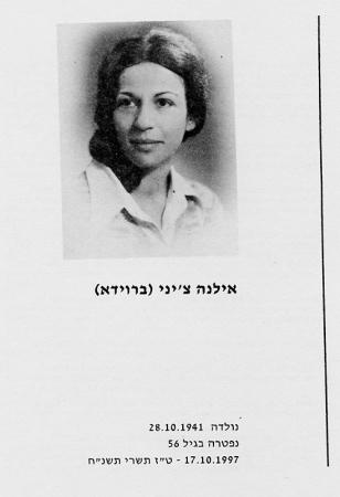 אילנה צ'יני (ברוידא)