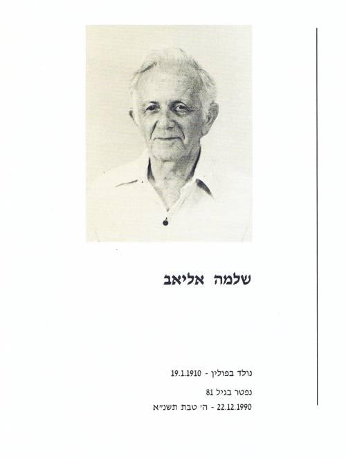 שלמה אליאב